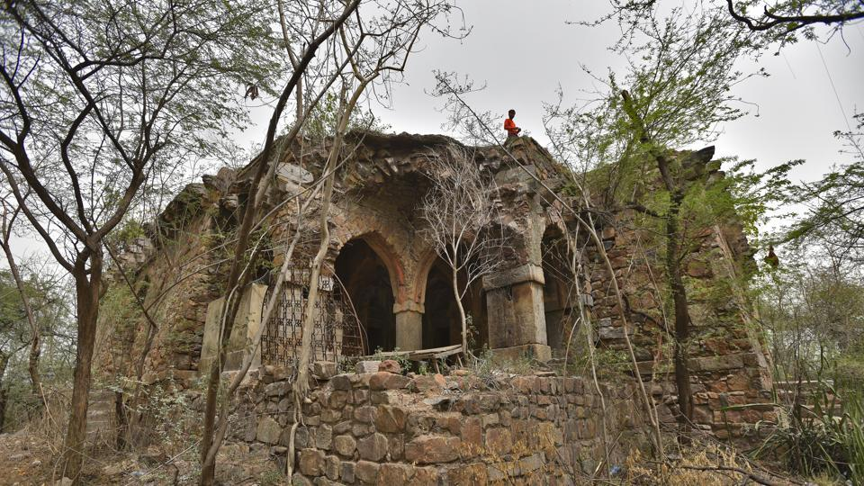 Malcha Mahal: From the abode of 'royals' to ghost house