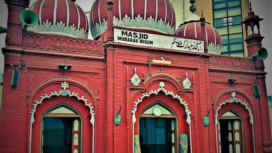 How Old Delhi's Randi ki Masjid got its name