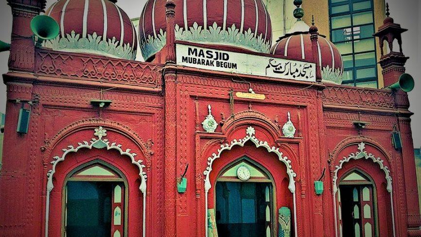 How Old Delhi's Randi ki Masjid got its name