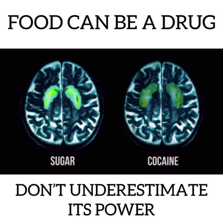Food can be drug don