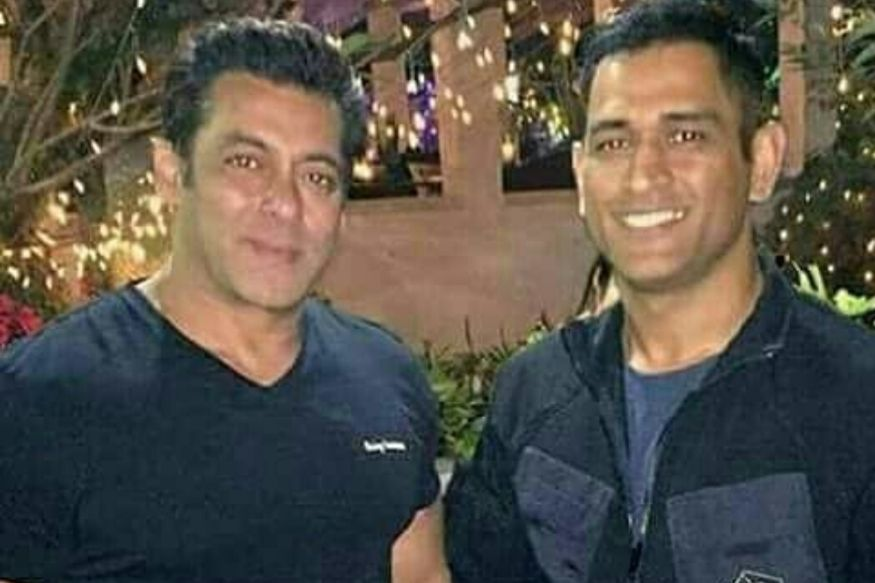 He is a Dabangg Player: Salman Khan on MS Dhoni