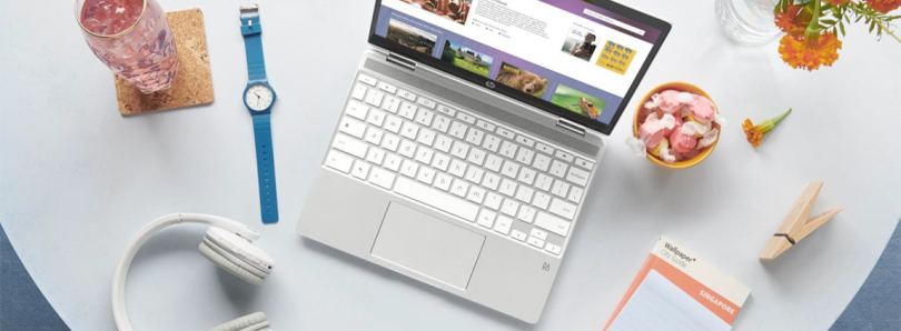 HP Chromebook x360 convertible launched in India in 12″ and 14″ variants