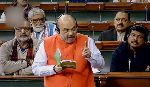 Lok Sabha passes citizenship bill 311-80 at midnight, Amit Shah says 'NRC is coming'