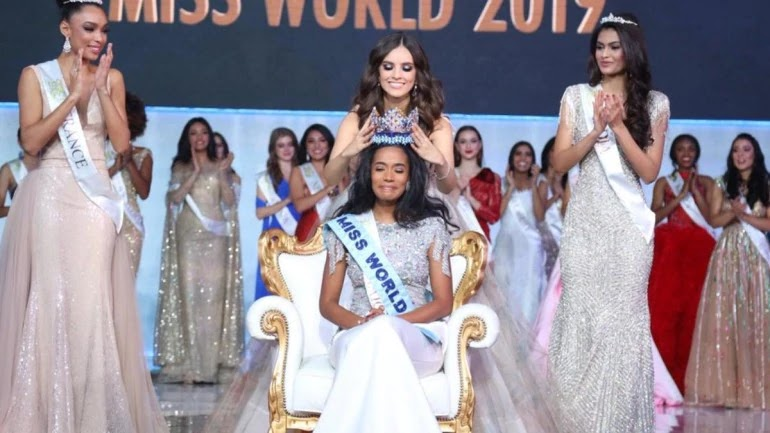 Miss World 2019 winner is Miss Jamaica Tony-Ann Singh, India