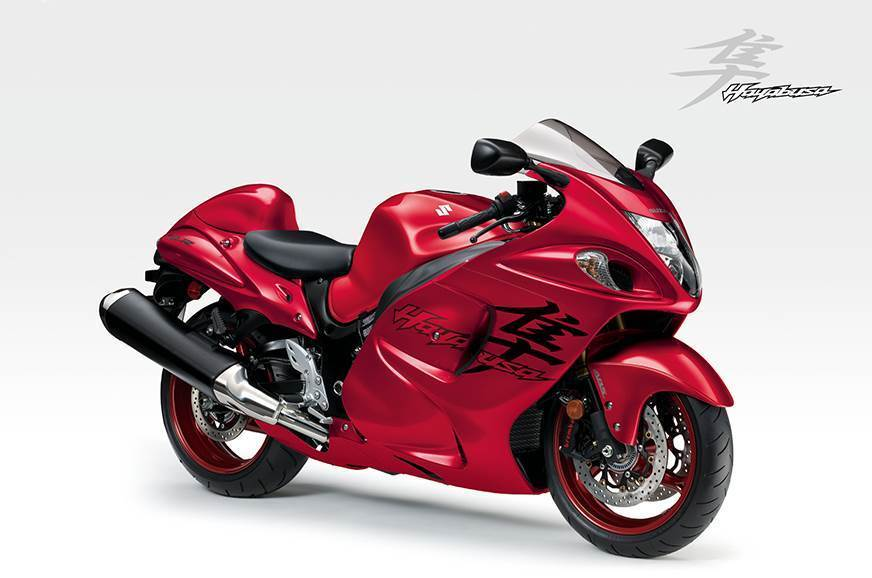 2020 Suzuki Hayabusa launched at Rs 13.75 lakh