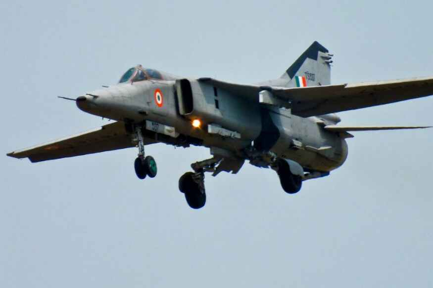 MiG 27 to pass into history, its last squadron to be decommissioned in Jodhpur on Friday
