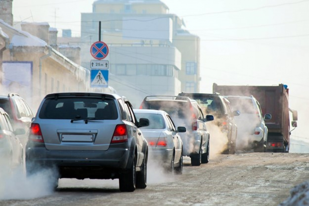 INNOVATION: Scientists find a way to extract and store CO2 from vehicle exhaust