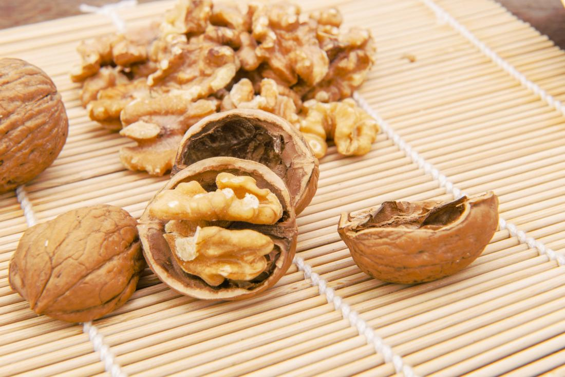History of English Walnuts vs Black Walnuts
