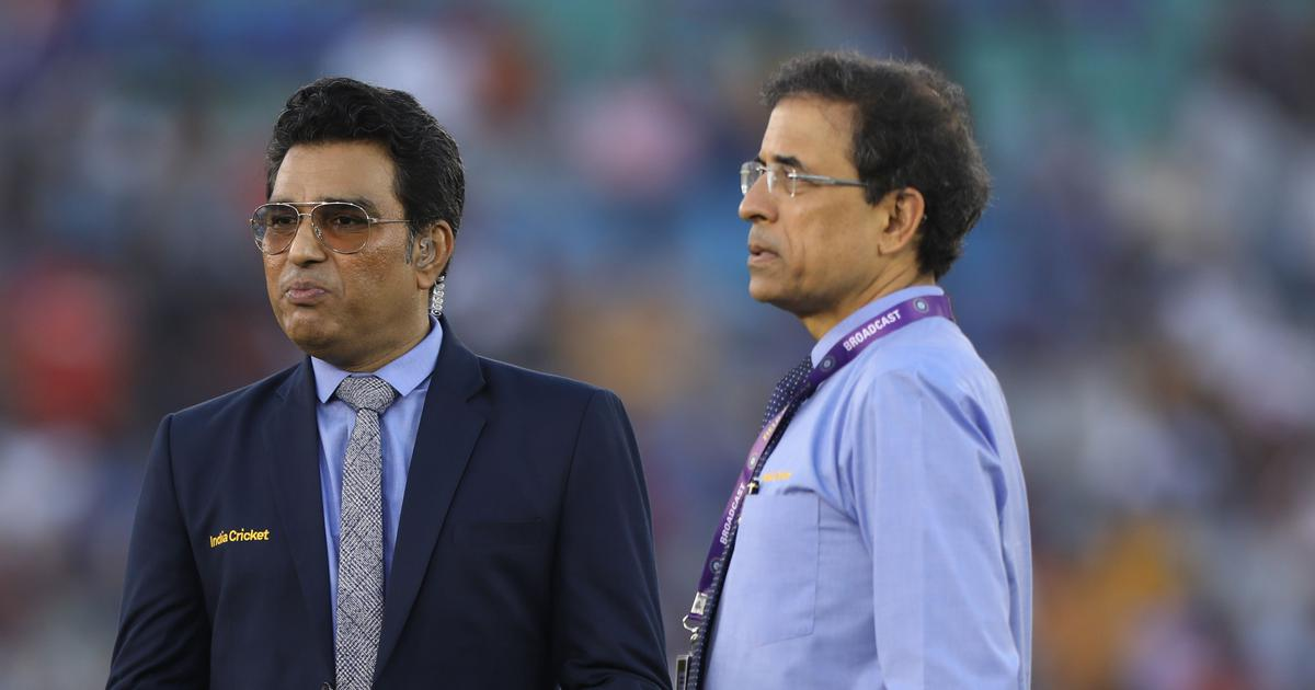 I was unprofessional and indecent to an extent: Sanjay Manjrekar regrets on-air spat with Harsha Bhogle