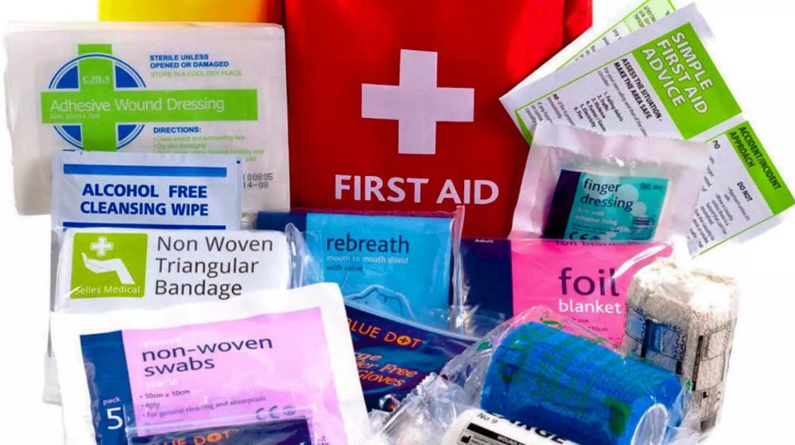 21 essentials that belong in every first-aid kit, and why you need them