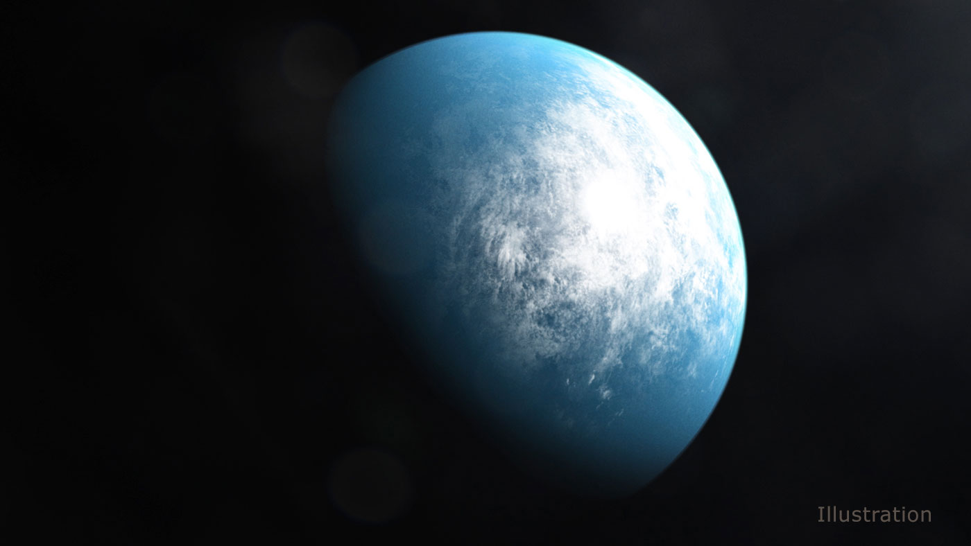 Nasa planet hunter finds Earth-sized world in