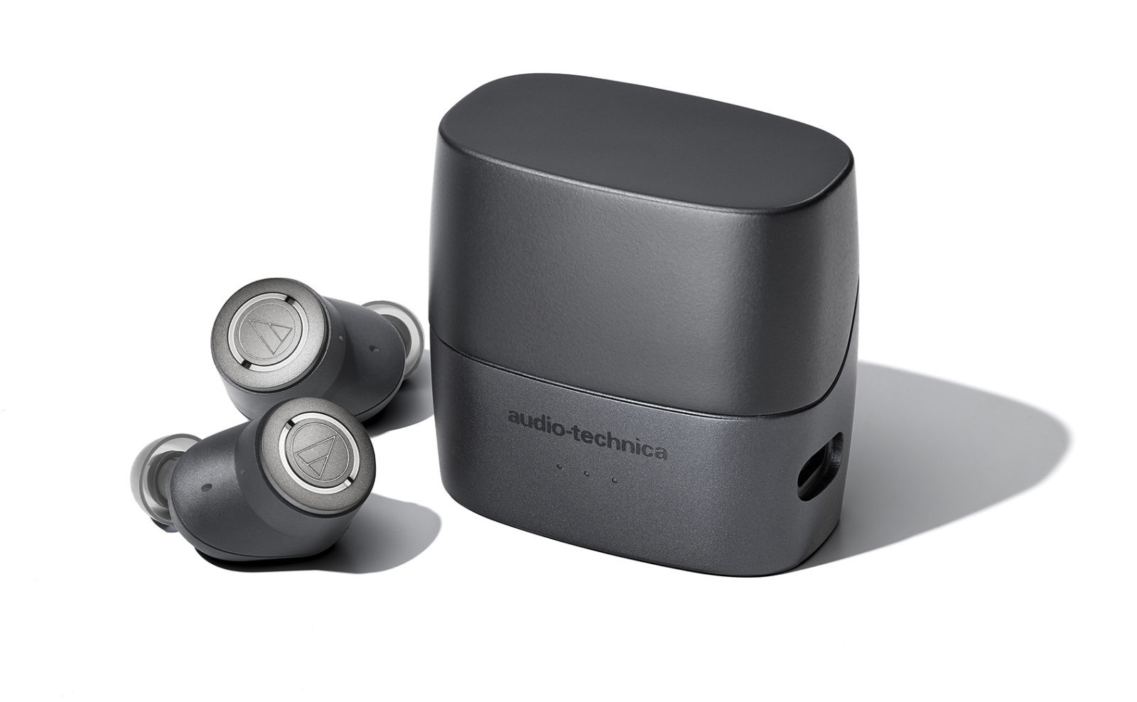 Audio-Technica brings active noise cancellation to its wireless earbuds