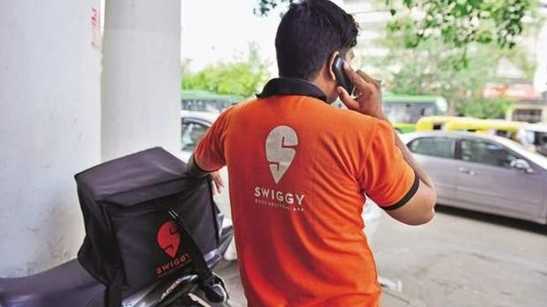 Are students delivering your food as part-time partners of Swiggy?