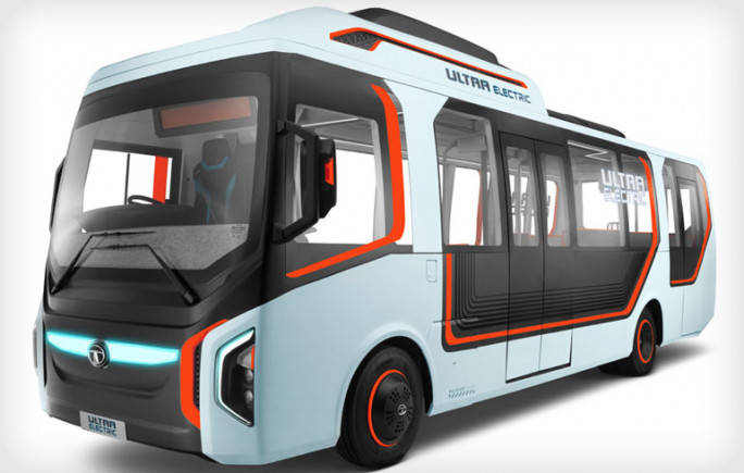 Ashok Leyland partners with ABB Power Products for electric bus development
