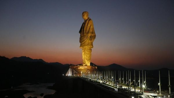 Statue of Unity finds place in