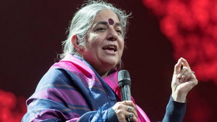 Scientists write to US universities for inviting 'anti-science' activist Vandana Shiva