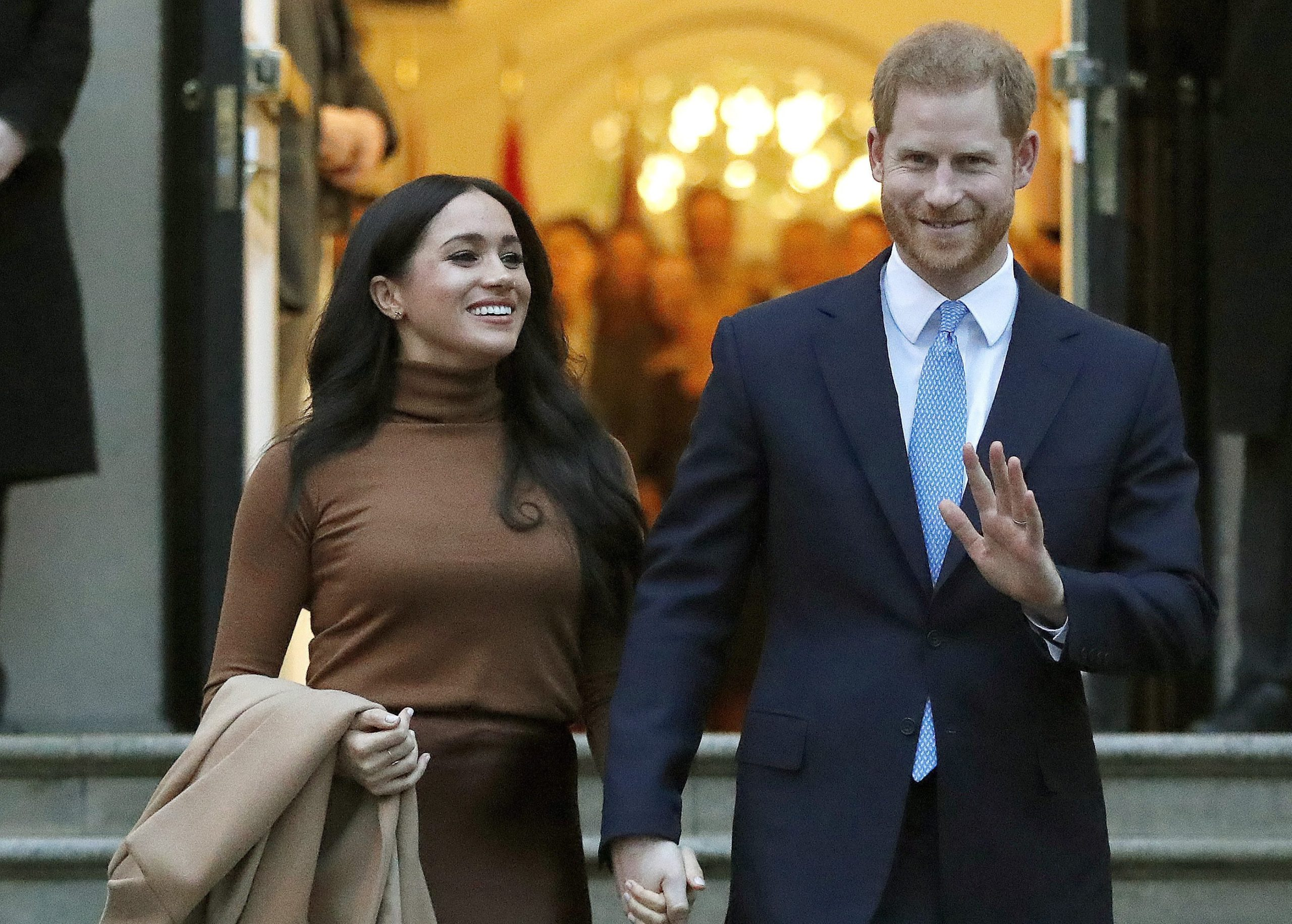 Prince Harry, Meghan to quit royal jobs, give up
