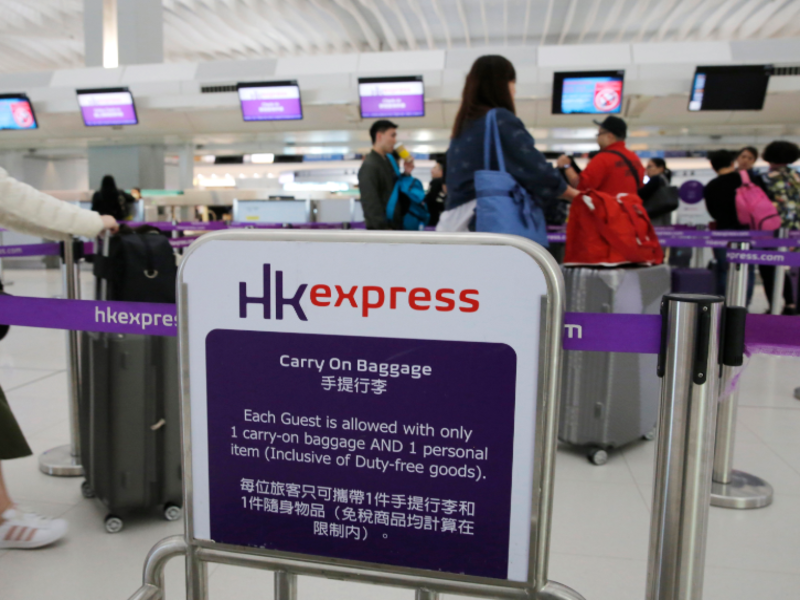 Hong Kong airline apologises for forcing passenger to take pregnancy test