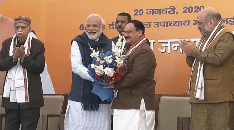 JP Nadda, Old Party Warhorse & Trusted Modi-Shah Lieutenant, is New BJP President