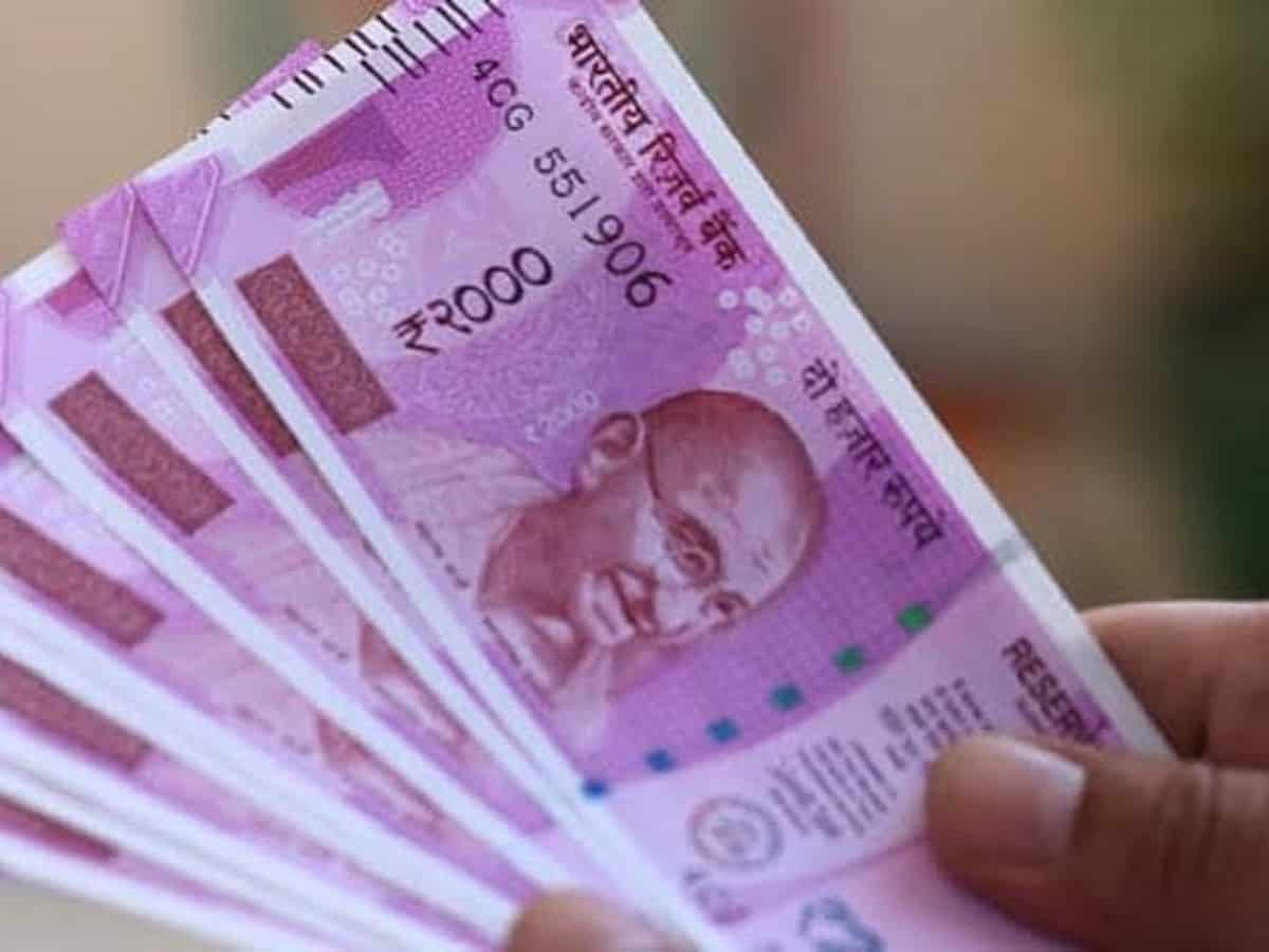 RBI stops the production of 'easy to counterfeit' Rs 2000 notes