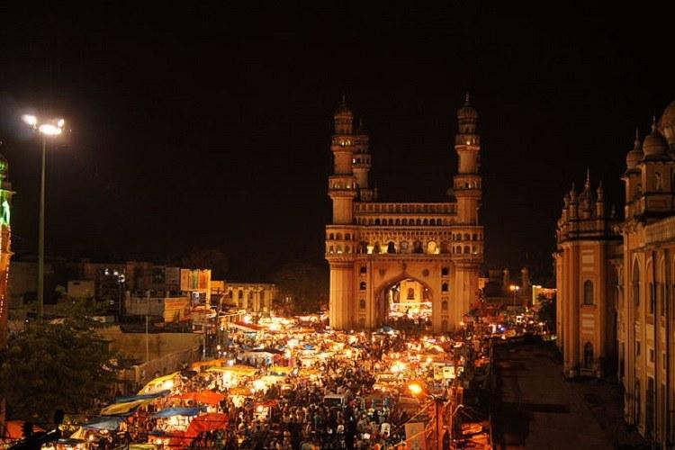 Hyderabad tops world