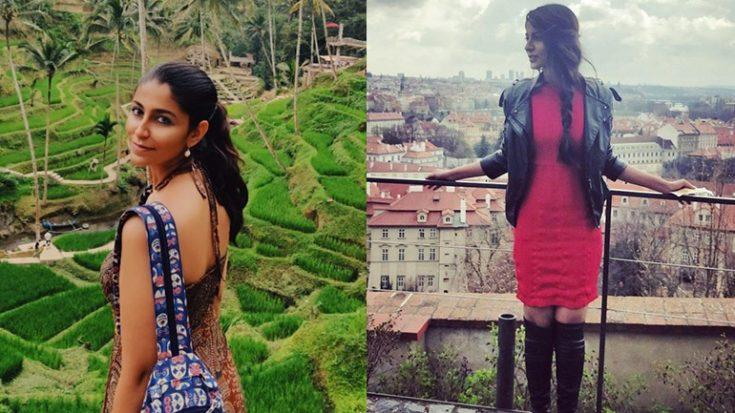 This 22 Yr Old Bangalore Girl Has Already Gone Solo Travelling To 20 Countries