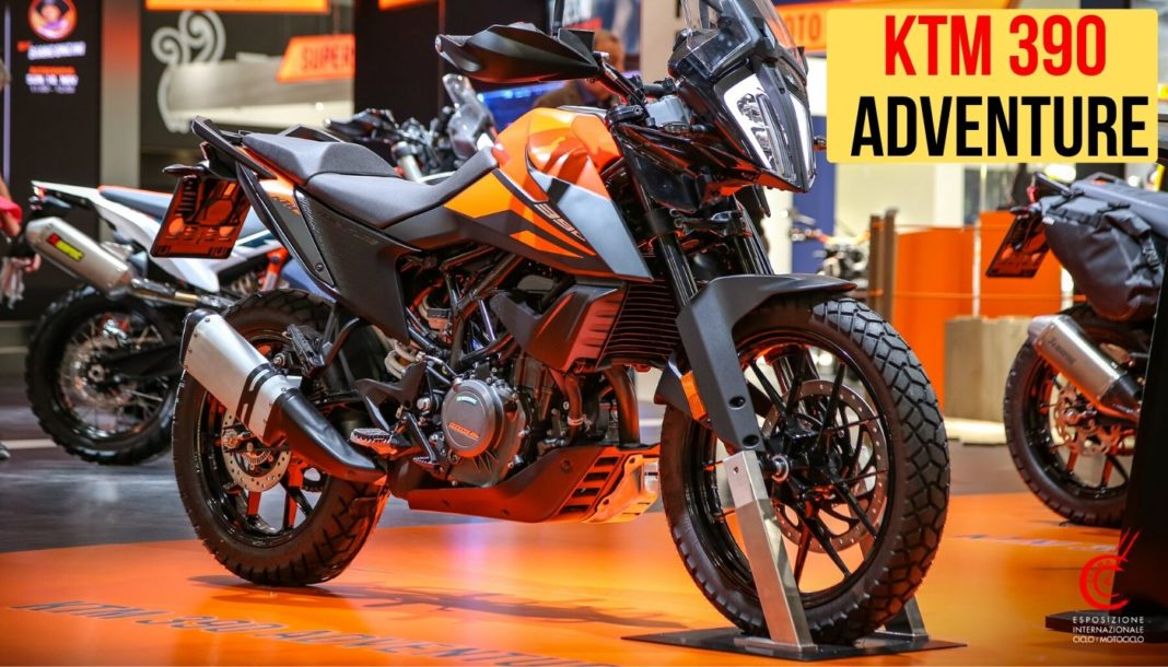 KTM 390 Adventure (BMW G310GS Rival) Launched At Rs 2.99 Lakhs