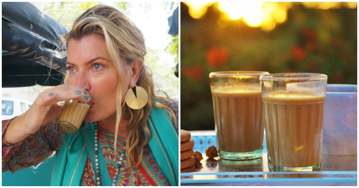 An American Woman Actually Earned 227 Crores By Selling Desi Chai To Videshis!