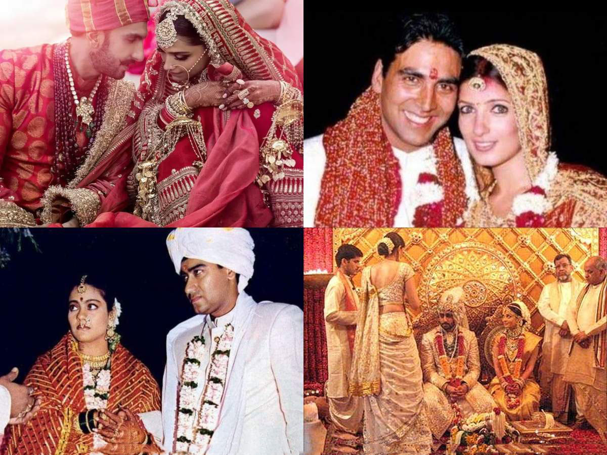 Ranveer Singh-Deepika Padukone To Saif Ali Khan- Kareena Kapoor: Bollywood Stars Who Found Love On The Sets And Got Married