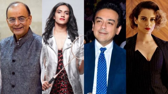 Padma Awards 2020: Arun Jaitley, Sushma Swaraj, PV Sindhu, Kangana Ranaut honoured | Full List