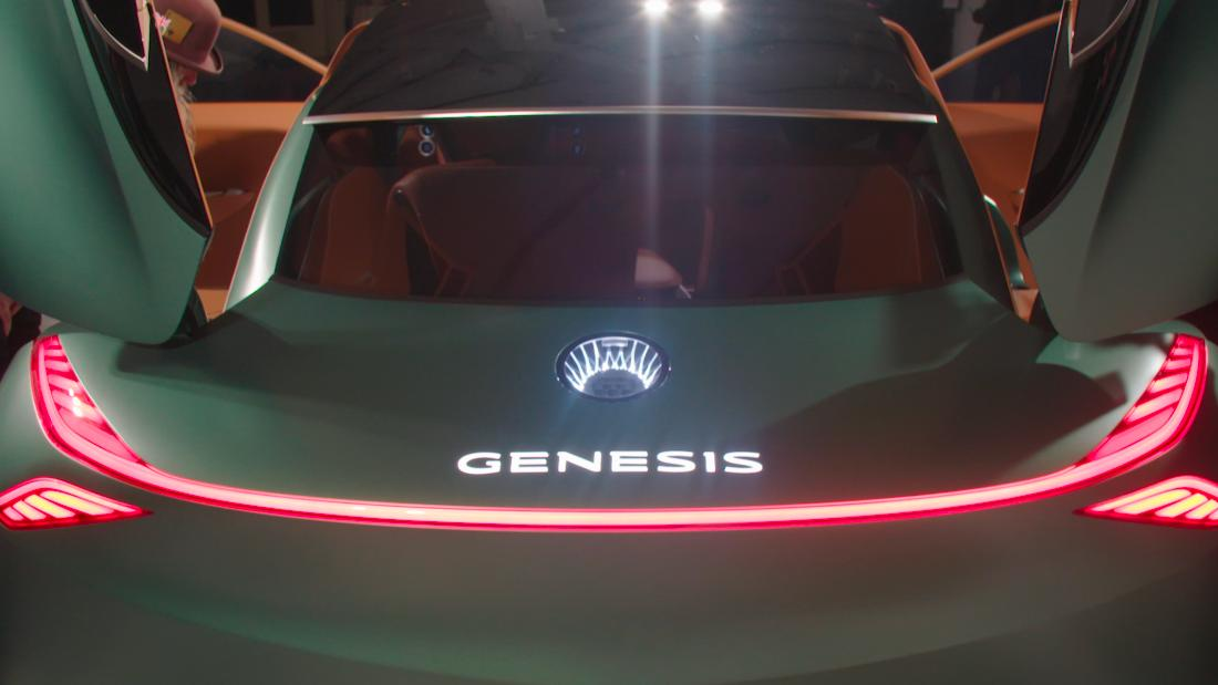 New Genesis SUV could be a game changer for Hyundai