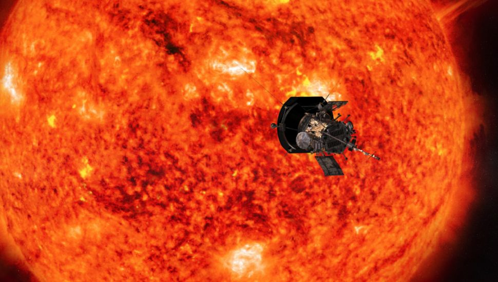 NASA spacecraft breaks its own record with another swing by the sun