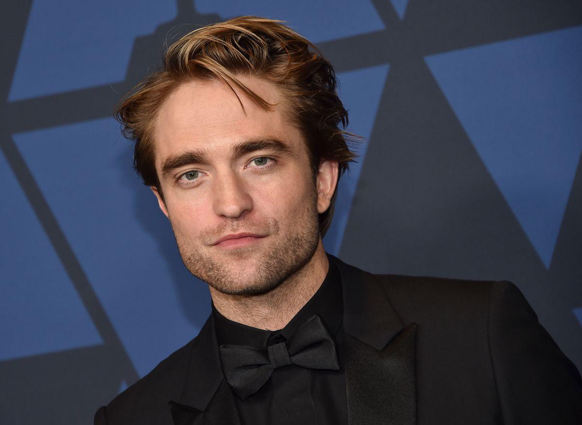 Robert Pattinson is world