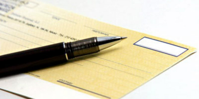 Bank cheque clearing process to get quicker
