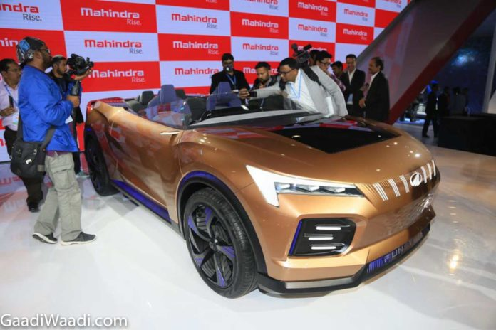 Mahindra Funster Open-Top Concept Can Do 0-100 KMPH In 5 Seconds