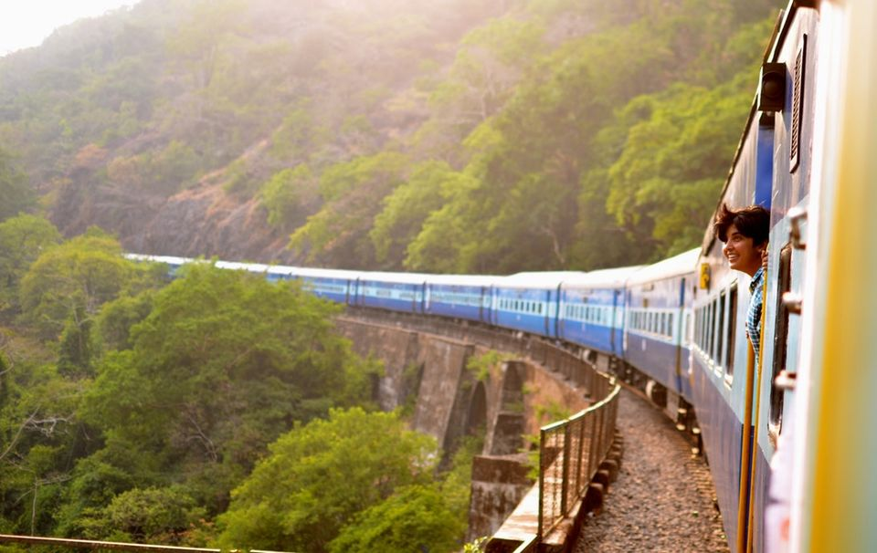 4 International Trains From India That Will Take You Abroad