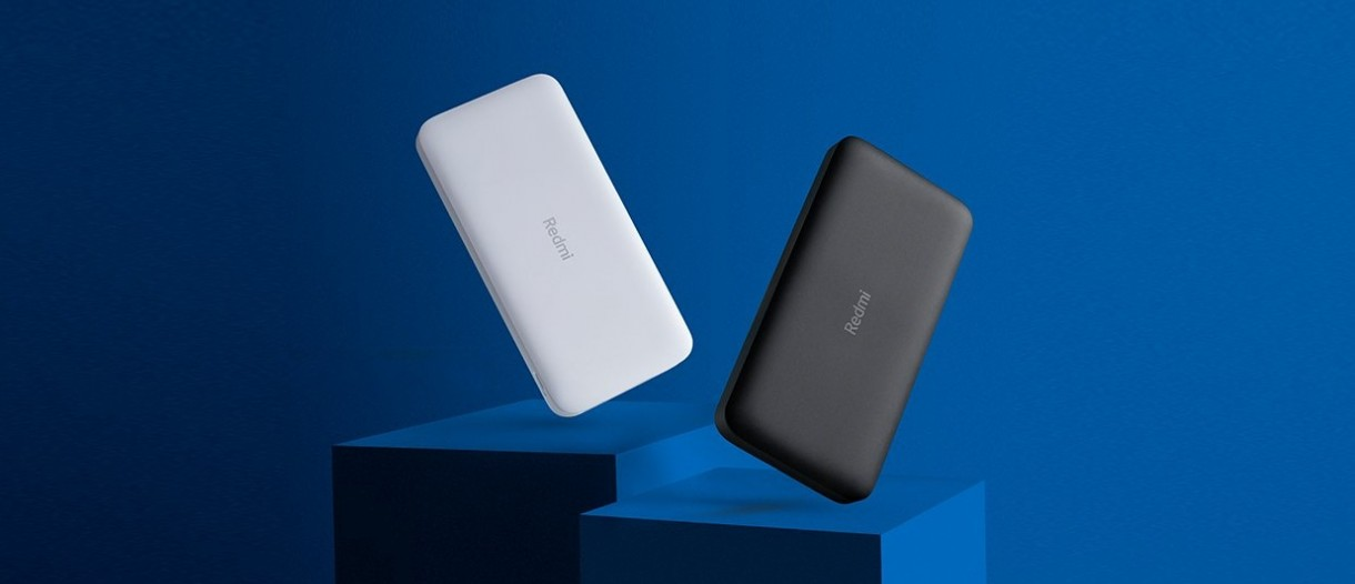 Redmi launches 2 new power banks with two-way fast charging