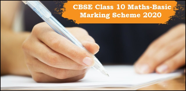 Basic Vs Standard: CBSE Class 10 Mathematics Paper Marking Scheme Explained