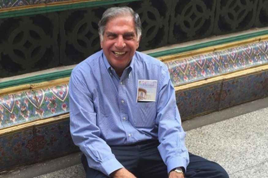 Ratan Tata gets called Chhotu on Instagram. His million-dollar reply wins Internet over