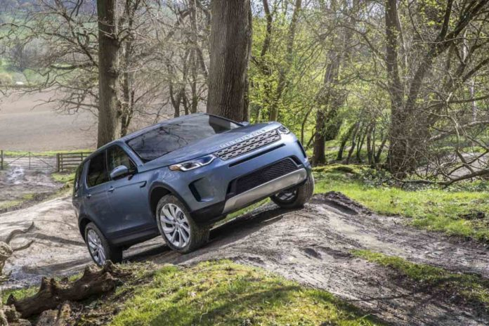 2020 Land Rover Discovery Sport Launched In India At Rs. 57.06 Lakh