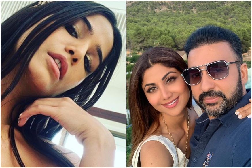 Poonam Pandey in an Ugly Legal Battle with Shilpa Shetty
