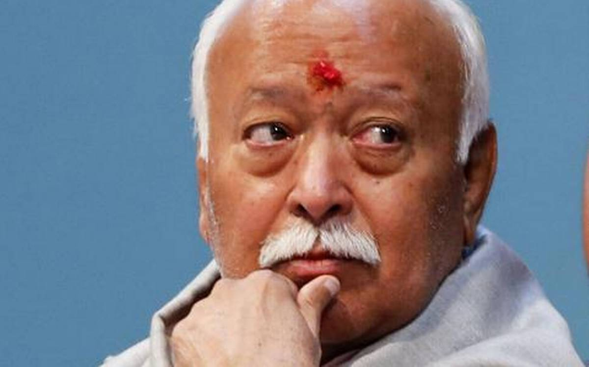 Education and affluence drive families to divorce, says Mohan Bhagwat