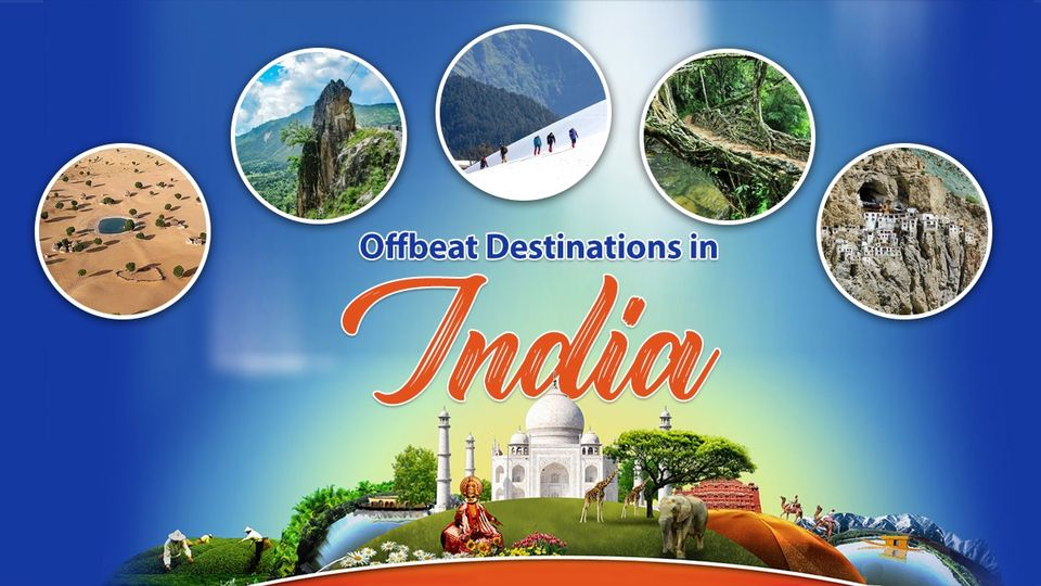 10 Offbeat Destinations in #India that you won