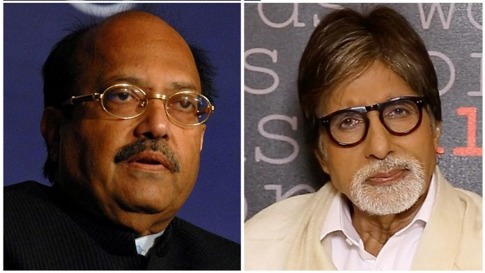 On his 'death bed', Amar Singh seeks forgiveness from Amitabh Bachchan and family