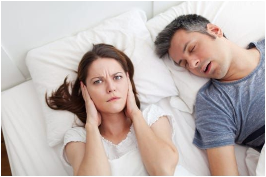 Does Your Partner Snore? Here