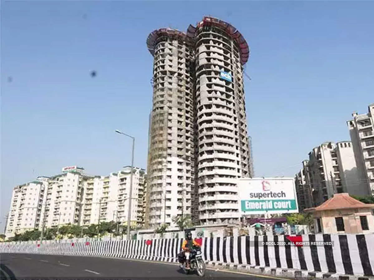 Supertech to sell assets to fund completion of NCR homes