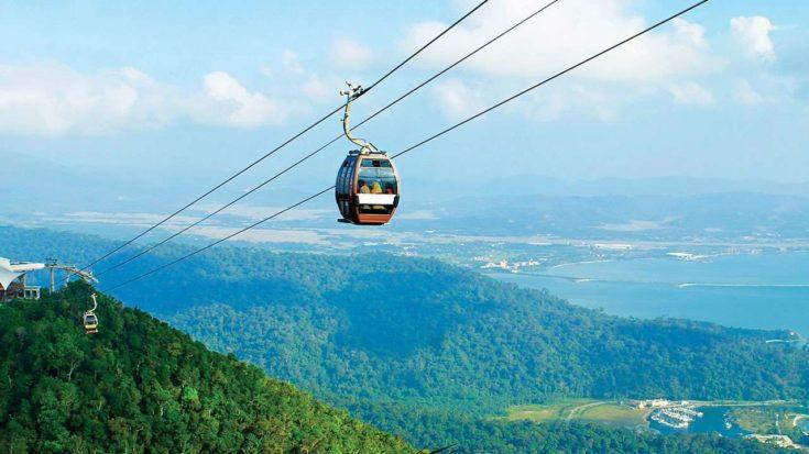 Get Ready To Travel From Mussoorie To Dehradun On World's Longest Ropeway!
