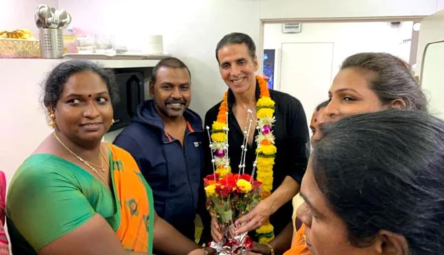 Akshay Kumar Donates Rs 1.5 Crore To Build A Home For Transgenders In Chennai