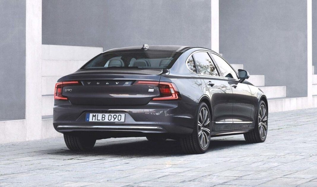 India-bound 2021 Volvo S90, V90 Revealed With Mild-hybrid Technology