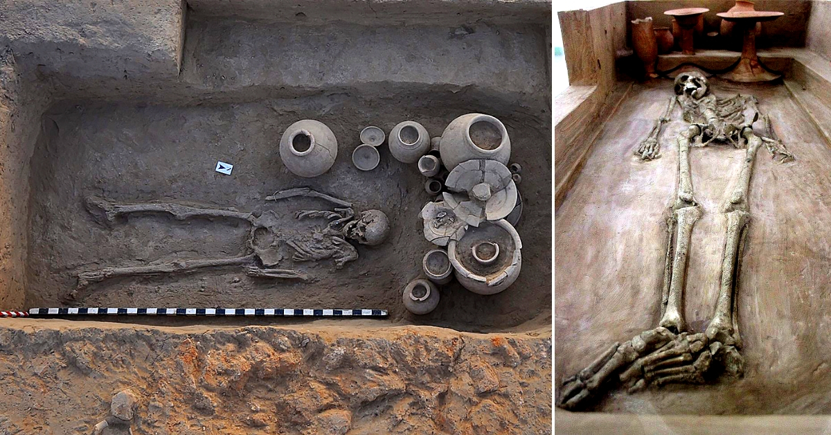 4500-YO DNA From Rakhigarhi May Rewrite Crucial Theories About Harappans!